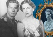 IMAGINI LIVE! Regina-mamă Elena, reînhumată alături de fiul ei, regele Mihai I, la Curtea de Argeş