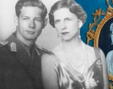 IMAGINI LIVE! Regina-mamă Elena, reînhumată alături de fiul ei, regele Mihai I, la...