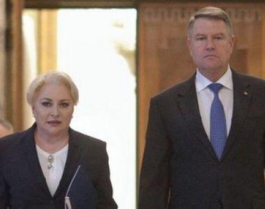 Replica lui Dăncilă către Iohannis: Un om inactiv, un om insensibil la problemele...