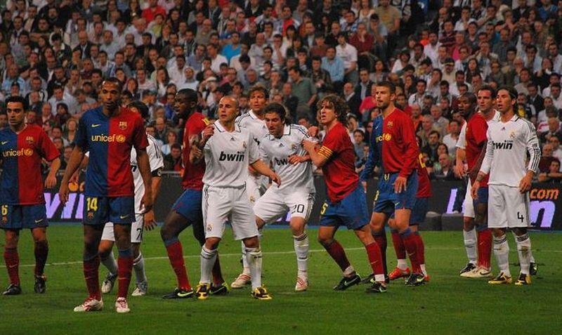 """Se amână meciul Barcelona-Real Madrid?!"
