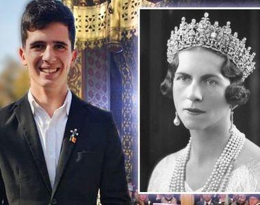 David i-a emoționat pe toți cei prezenți la reînhumarea Reginei Elena! Cine este...