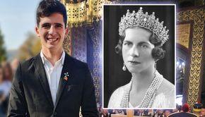 David i-a emoționat pe toți cei prezenți la reînhumarea Reginei Elena! Cine este băiatul care a venit cu flori la mormânt