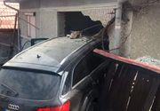 Bătrân spulberat de o maşină în timp ce dormea liniştit în casă, în Harghita