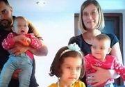 Ce se întâmplă cu fiica pădurarului ucis de hoții de lemne! Văduva lui Liviu Pop este devastată de durere EXCLUSIV