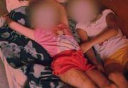 VIDEO | Ani grei de puscărie pentru bărbatul care și-a bătut fiicele cu biciul