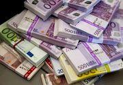 Euro se apropie de 4,76 lei, la cel mai mare nivel din ultimele 5 luni