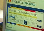 Registrul Electoral. Tot ce trebuie să știi despre Alegerile prezidențiale 2019