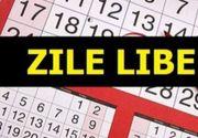 16 februarie zi calendaristică liberă pentru români, noutate care bucură zeci de mii de români
