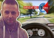 VIDEO | Imagini terifiante cu șoferii teribiliști din Capitală. Unul dintre ei a lovit doi pietoni, a abandonat mașina și a fugit într-un mall