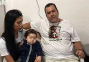 Povestea șocantă a unui copil de doi ani, grav bolnav: a murit după ce tatăl său a fugit cu banii pentru tratament