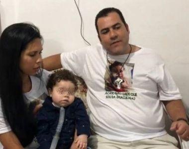 Povestea șocantă a unui copil de doi ani: a murit după ce tatăl său a fugit cu banii...