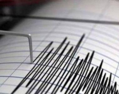 Cutremur însemnat în România, noaptea trecută