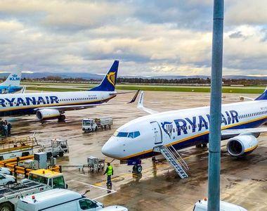 Panică în timpul unui zbor București - Roma. Un român s-a aflat în mare pericol