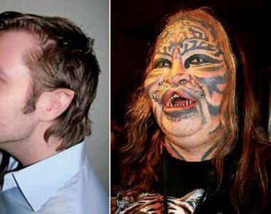 A investit sute de mii de dolari în operațiile estetice pentru a arăta ca un tigru....