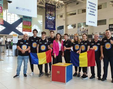 Echipa de robotică Autovortex reprezintă România la FIRST Global Challenge 2019,...