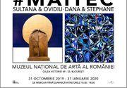 Expoziție unică, la Muzeul Național de Artă Al României! Cea mai titrata familie de artiști români expun #Maitec - Lemn Aur Lumina