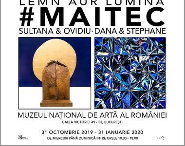 Expoziție unică, la Muzeul Național de Artă Al României! Cea mai titrata familie de...
