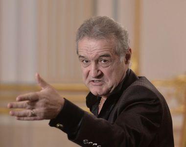 """Gigi Becali, avertisment dur la adresa unui fotbalist: """"Să nu mă șantajeze!"""""""