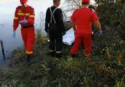 Bărbatul căutat în râul Olt după ce ar fi sărit din TIR-ul care a luat foc pe DN 1, în judeţul Sibiu, găsit mort