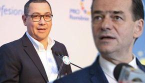 VIDEO | Ponta dinamitează Guvernul Orban. Reacția premierului desemnat