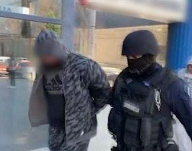 VIDEO | Interlopul atacat de fiul lui Sile Cămătaru, săltat pentru trafic de cocaină
