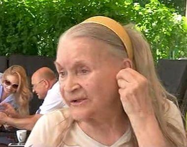 Dezvăluiri EXCLUSIVE despre Zina Dumitrescu! Ce s-a întâmplat la pomana de șase luni a...
