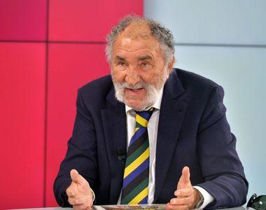"""Ion Țiriac a răbufnit la adresa lui Cristian Tudor Popescu: """"E specialist și la tenis?..."""