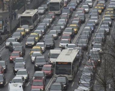 """Taxa de poluare """"Oxigen"""" a fost adoptată: Ce mașini vor fi interzise în București"""