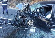 Accident teribil la Călimănești! S-a soldat cu cinci victime
