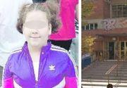 Alessia, o elevă de opt ani, a murit la școală după ce s-a înecat cu mâncare