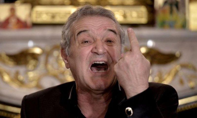 Gigi Becali s-a îmbogățit în ultimii 12 ani. A încasat peste 75.000.000 de euro din Europa şi o priveşte de sus pe CFR