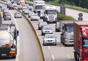 Atenție șoferi! Se circulă în condiții limitate pe mai multe drumuri naționale