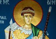 Sfântul Dumitru. Sărbătoare mare sâmbătă! Mii de români poartă numele acestui sfânt