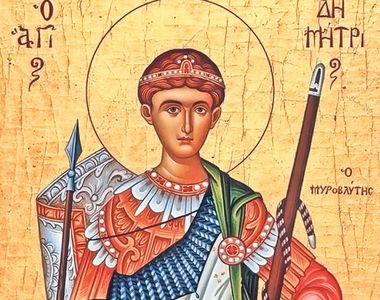 Pelerinaj pe Colina Patriarhiei, de Sărbătoarea Sfântului Cuvios Dimitrie cel Nou,...