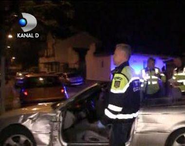 VIDEO   Șoferul fugar din Constanța s-a predat!  A lovit  șapte autoturisme și rănit...
