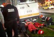 Tânăr din București, ucis de tramvai în timp ce vorbea la telefon