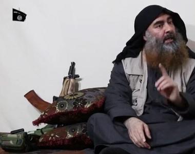 """Donald Trump: """"Liderul ISIS, Abu Bakr al-Baghdadi, este mort. A murit ca un câine, a..."""
