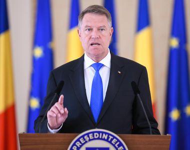 Klaus Iohannis și-a lansat programul prezidențial. Un nou atac la adresa PSD