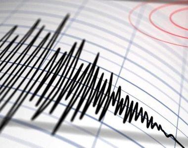 Cutremur în România, luni dimineață. Ce magnitudine a avut