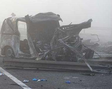 Accident teribil în Ungaria. O familie de români și-a pierdut viața
