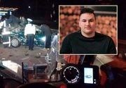 Visul unui tânăr de 19 ani de a deveni polițist s-a spublerat. Ștefan a murit după ce s-a izbit cu mașina de un cap de pod