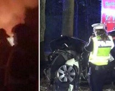 VIDEO | Șase români, morți în accidente cumplite, în Ungaria și Germania