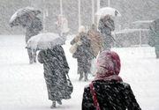 ANM, anunț de ultimă oră: Vreme deosebit de rece, ninsori la munte şi precipitaţii mixte, mai ales în zonele deluroase, până vineri