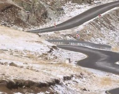 VIDEO | Anunț important pentru șoferi! Ce se întâmplă, astăzi, din cauza prognozei meteo
