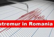 Cutremur în România, cu puțin timp în urmă!