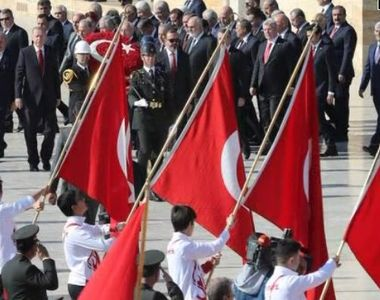 VIDEO | 96 de ani de la proclamarea Republicii Turcia