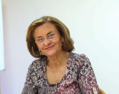"""Maria Grapini gafează din nou: """"Seară bună din Tela Viv"""". Demnitarul şi-a şters..."""