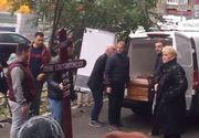 Ultimul omagiu pentru Mihai Constantinescu. Trupul artistului a fost depus la Biserica Sfânta Parascheva