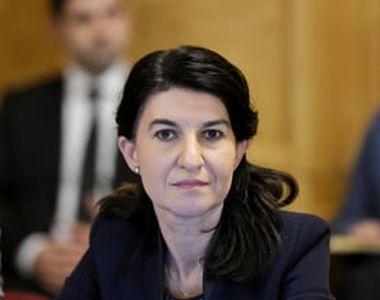 """Violeta Alexandru, propusă la Ministerul Muncii: """"Vom elimina supraimpozitarea..."""