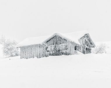 Prima ninsoare din această toamnă